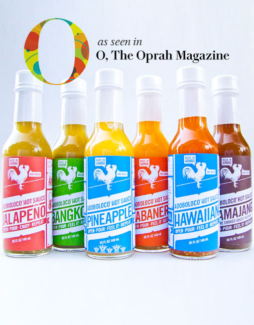 Adoboloco in Oprah Magazine O List