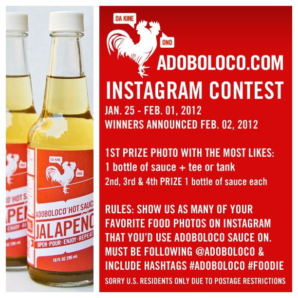 Instragram Contest Winner