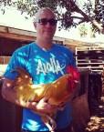 Aloha T-Shirt Adoboloco Rooster