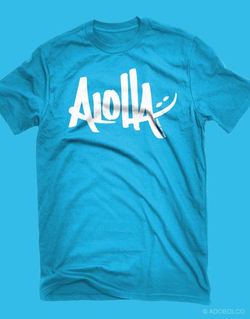 Aloha by Adoboloco