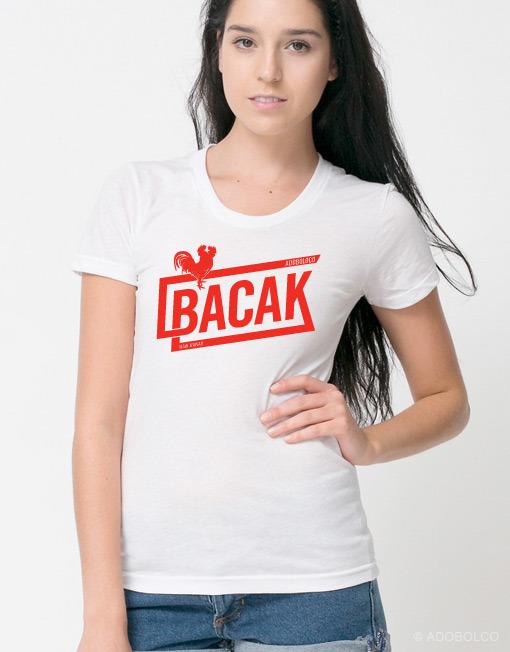 BACAK WOMENS T-SHIRT
