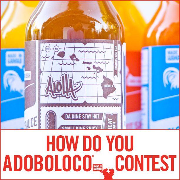 how do you adoboloco contest