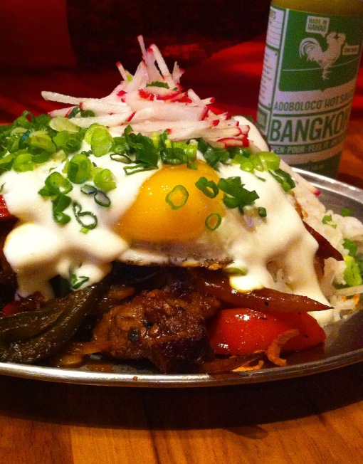 adoboloco bangkok hot sauce al pastor eggs crema