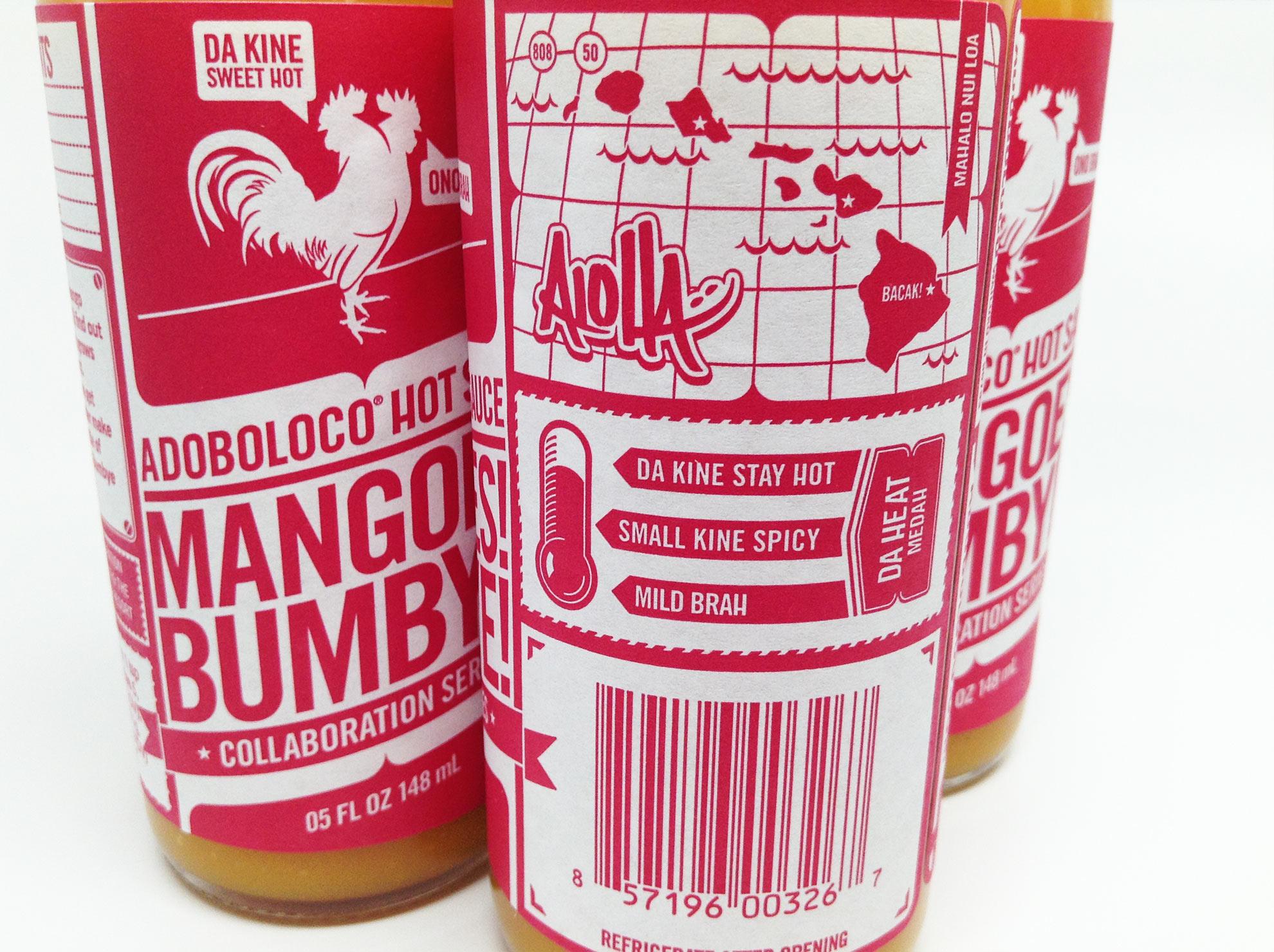 Adoboloco hot sauce