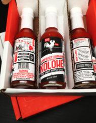 Kolohe Pure Ghost Pepper Hot Sauce Gift Pack