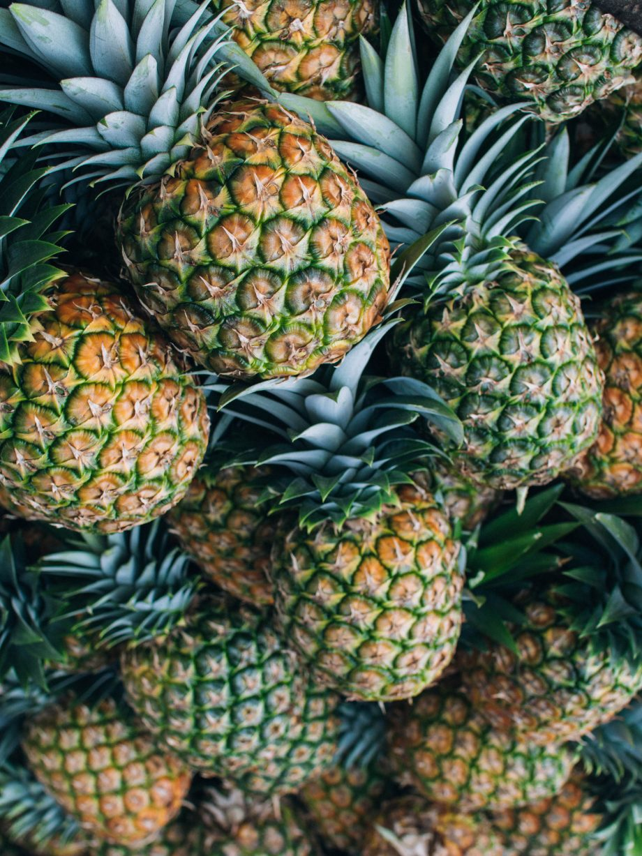 pineapples-just-picked