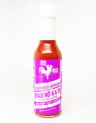 1 Bottle of Adoboloco Maui No Ka Oi Trinidad Moruga Scorpion Hot Sauce