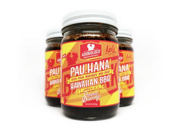 PAU HANA HAWAIIAN BARBECUE