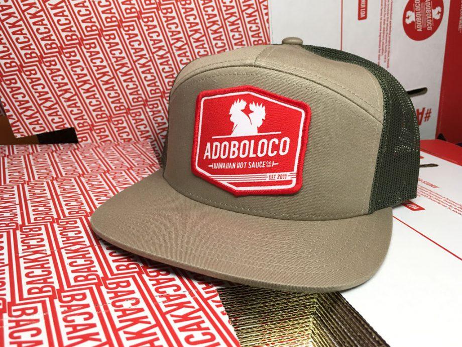adoboloco-trucker-khaki-green