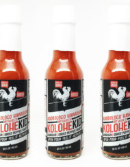 3 Bottles Adoboloco Kolohe Limited Edition Hawaiian & Ghost Pepper Hot Sauce