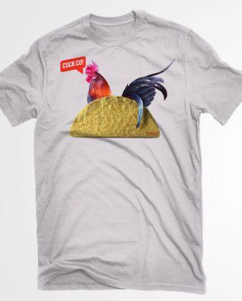 Adoboloco Cock Taco t-shirt