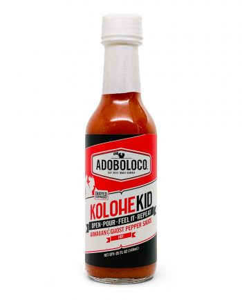 Adoboloco Kolohe Kid Hot Sauce - Featured on Hot Ones Season 8