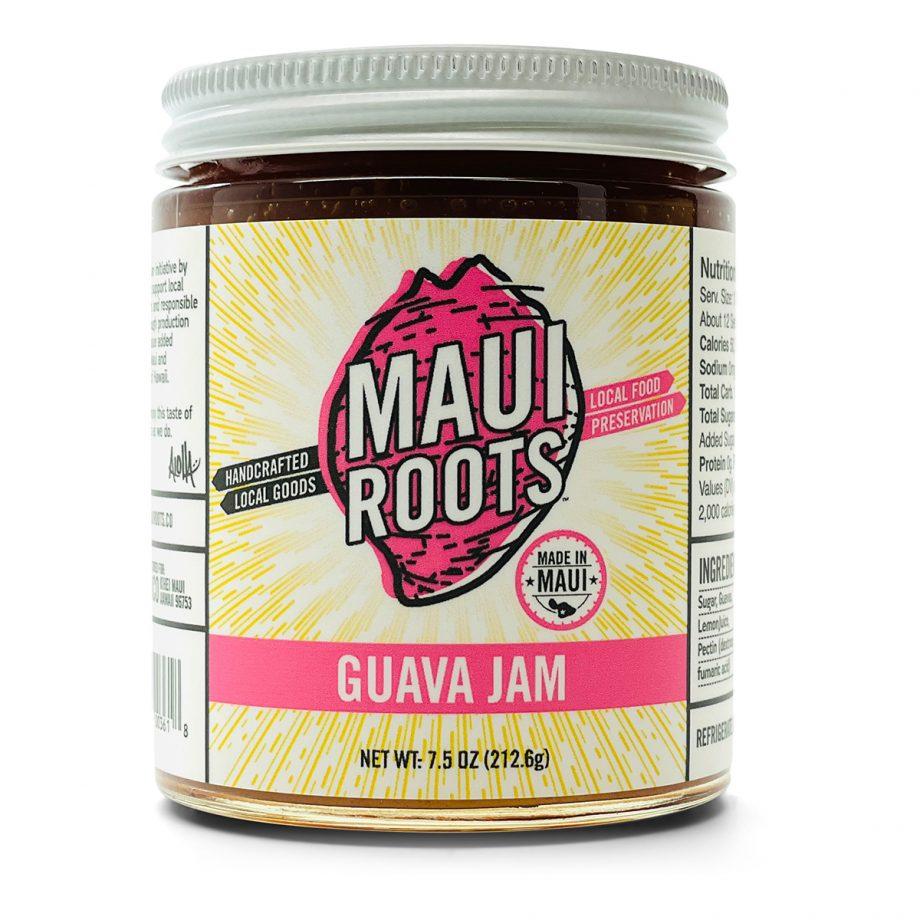 Maui Roots Guava Jam