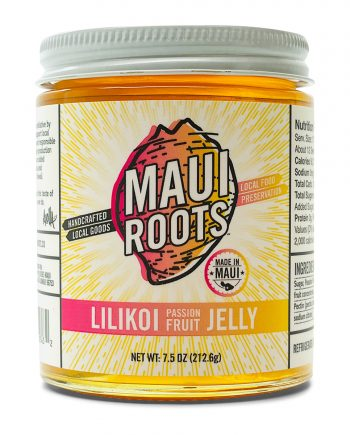 MAUI ROOTS LILIKOI JELLY