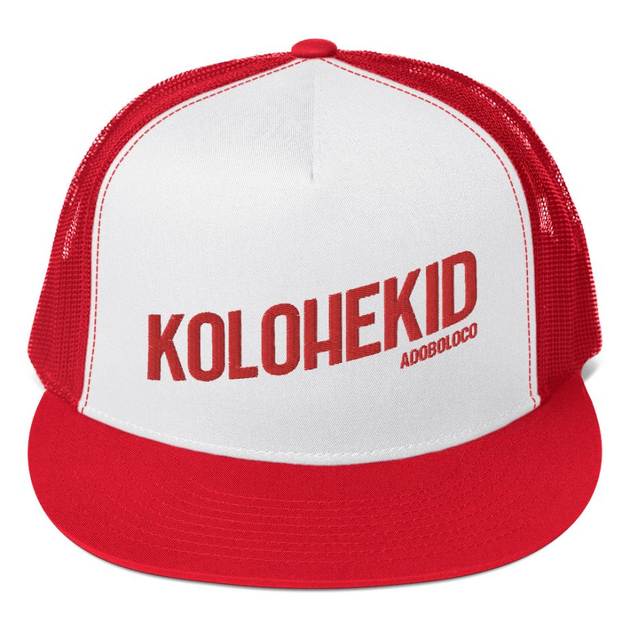 Adoboloco snapback ebroidered hat