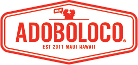 Adoboloco Hawaiian Hot Sauce Co. Logo