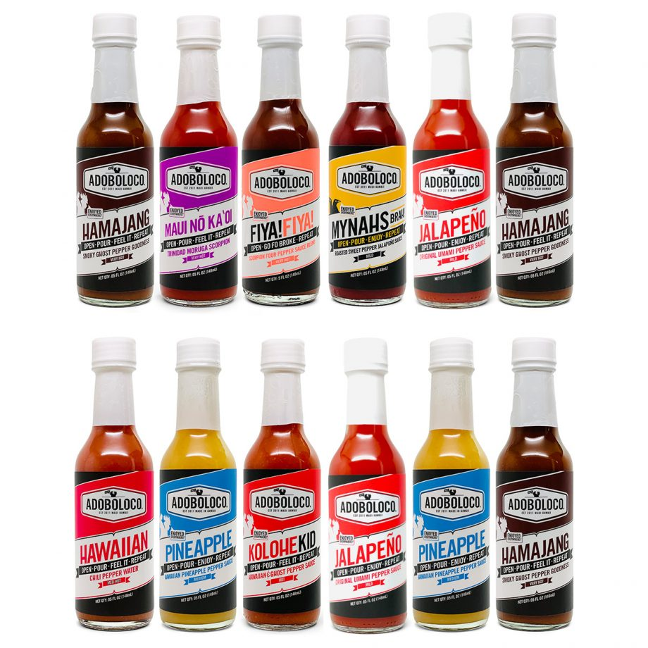 Adoboloco Hot Sauce Bulk Retail Quantity Discount