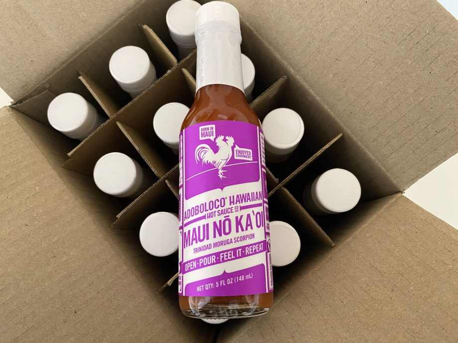 Bulk Adoboloco Maui No Ka Oi by the Case
