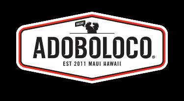 Adoboloco Estabished 2011 Maui Hawaii